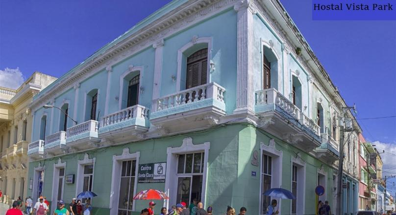 Hostal Vista Park Santa Clara Cuba Bed and Breakfast Hostel and Accommodation
